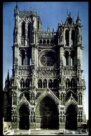 Amiens West Facade