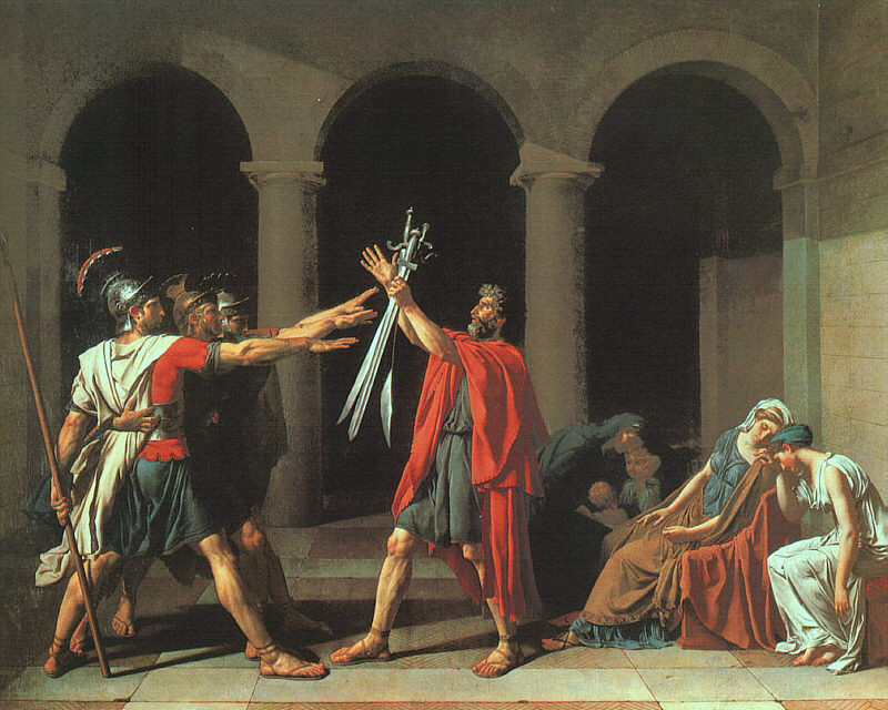 Jacques-Louis David Th...