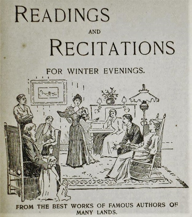 Recitation, 1895