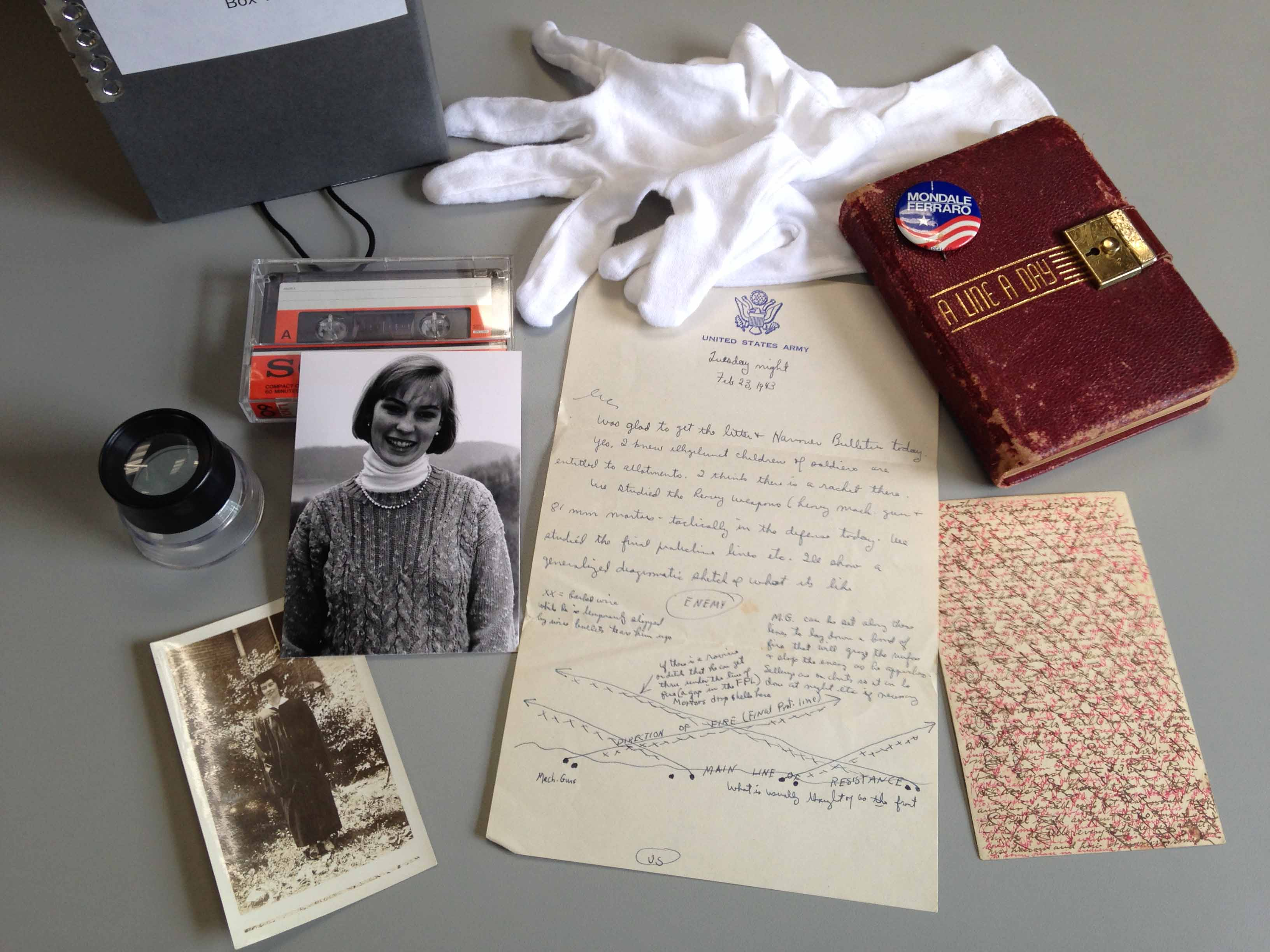 archival items