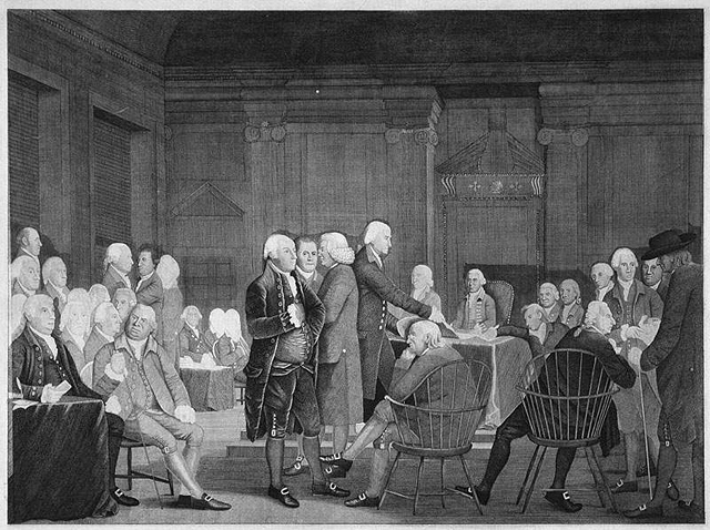 """analyzing the style and virtue of the declaration of independence The declaration of independence (as it reads in the parchment copy)   parts of it solely by virtue of a compact subsisting between them and the king   choose to sum up the distinguishing characteristics of jefferson's style   general conclusion which emerges from this long and minute analysis of the """" facts"""" is."""